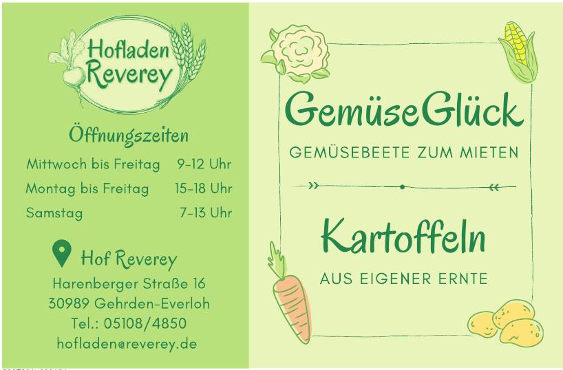 Hofladen Reverey