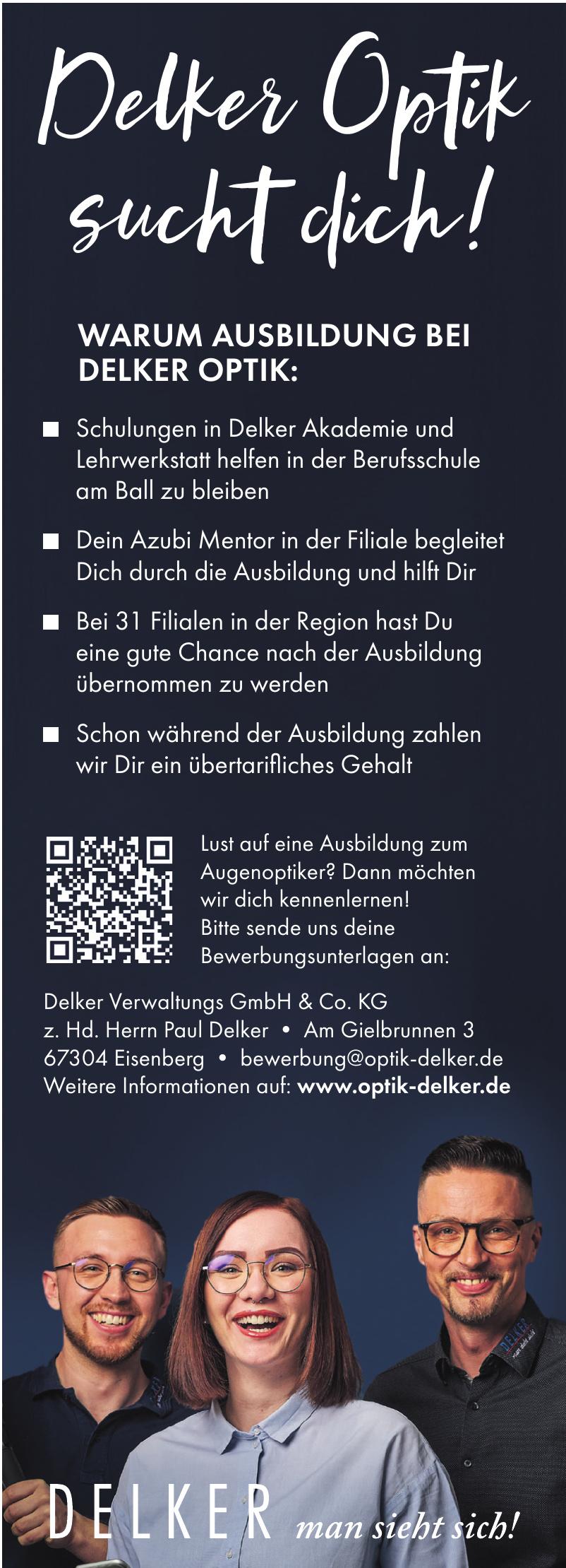 Delker Verwaltungs GmbH & Co. KG
