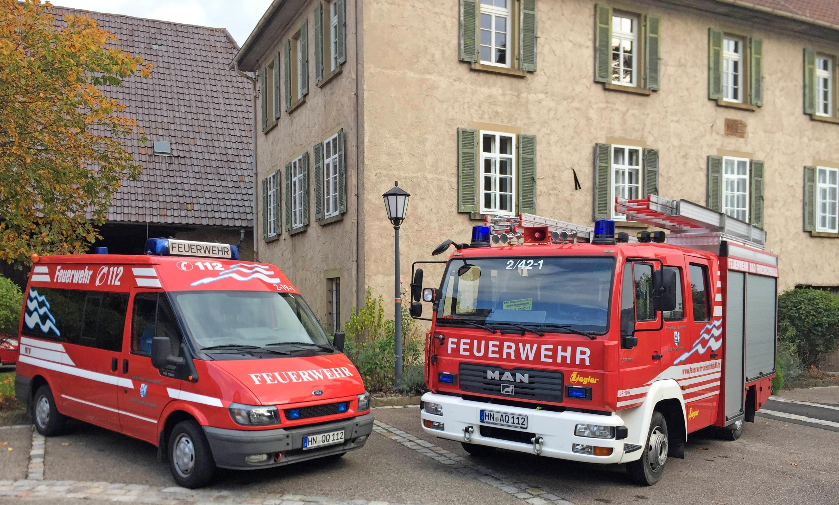 Offene Tür bei der Feuerwehr - Duttenberg Die Freiwillige Feuerwehr lädt am Sonntag, 18. August, zum traditionellen Tag der offenen Tür. Gestartet wird um 10 Uhr. Es gibt durstlöschende Getränke und heiß begehrte Speisen. Foto: privat