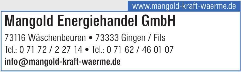 Mangold Energiehandel GmbH
