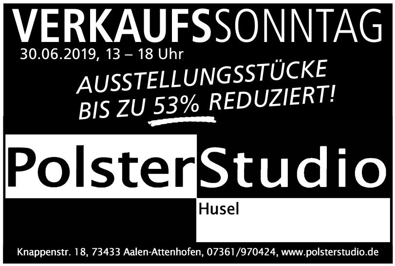 Polsterstudio Husel  Einrichtungshaus Husel GmbH