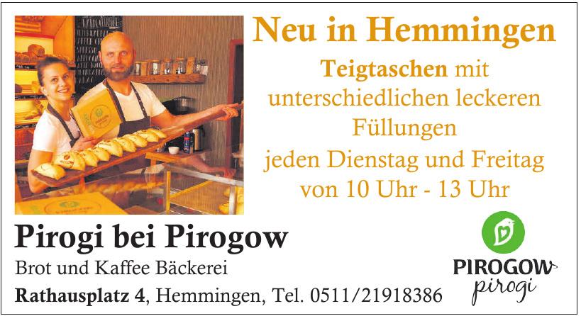 Pirogow Pirogi