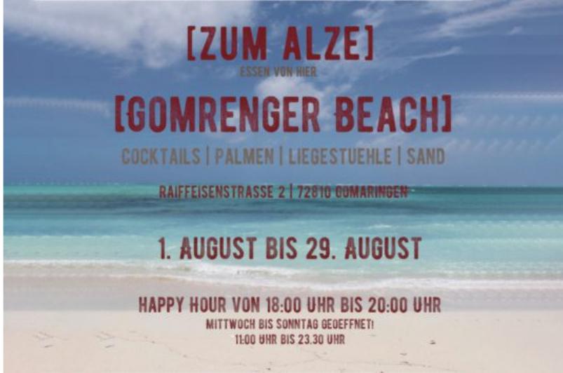 Gomrenger Beach