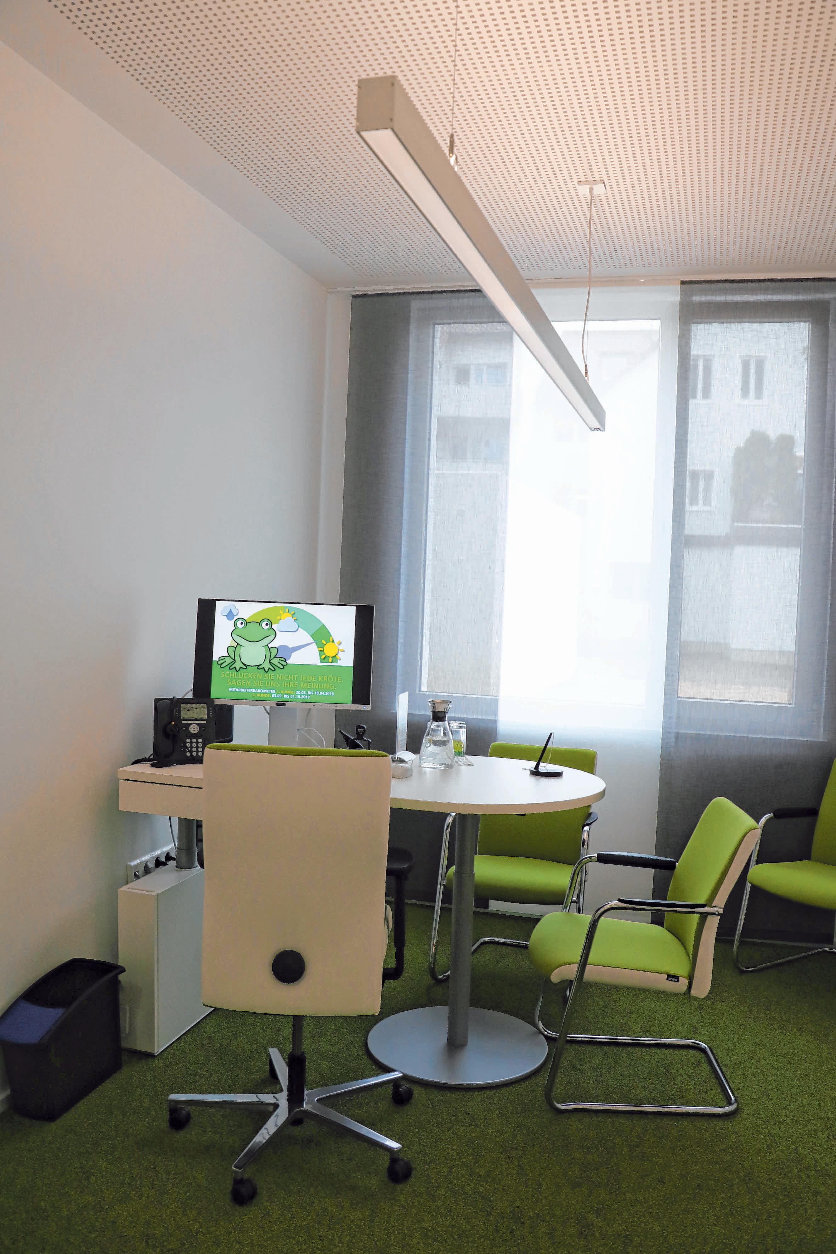 Ein Kunden-Center zum Wohlfühlen Image 4