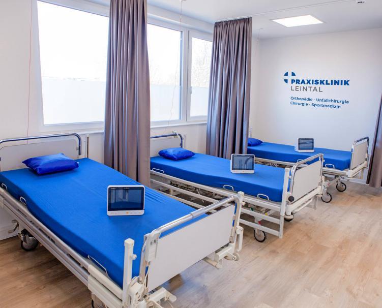 In der überwachten Tagesbettstation können sich die Patienten nach einem Eingriff erholen. Fotos: Sven-Christoph Petersen