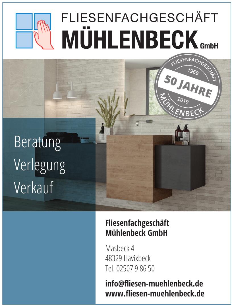 Fliesenfachgeschäft Mühlenbeck GmbH