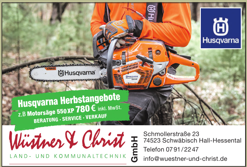 Wüstner & Christ Land- und Kommunaltechnik GmbH