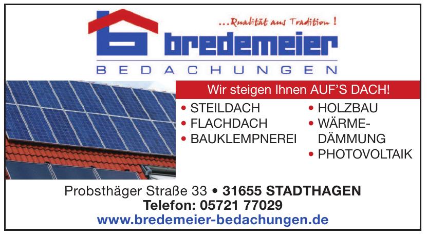 Bredemeier Bedachungen GmbH & Co KG