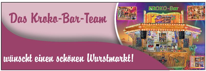 Das Kroko-Bar-Team