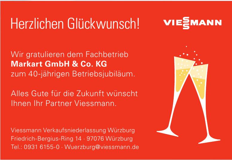 Viessmann Verkaufsniederlassung Würzburg