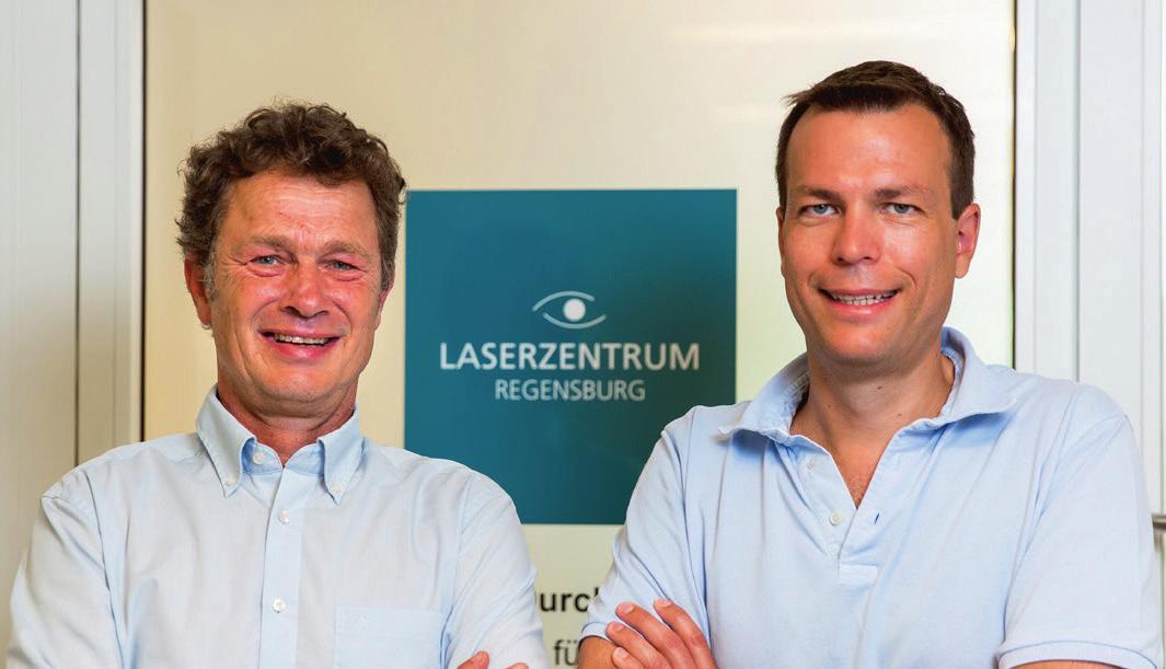 Prof. Dr. med. Andreas Remky, Priv.-Doz. Dr. med. habil. Wolfgang Herrmann