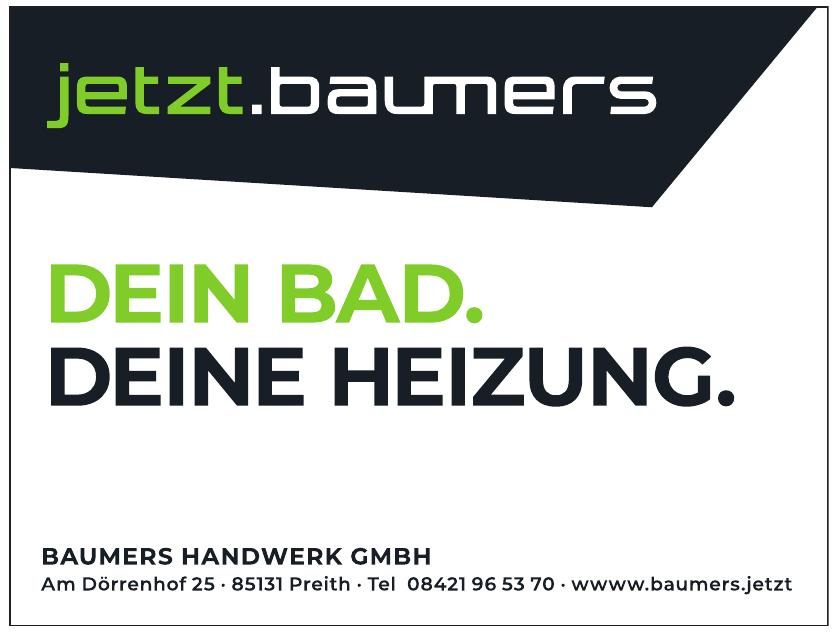 Baumers Handwerk GmbH