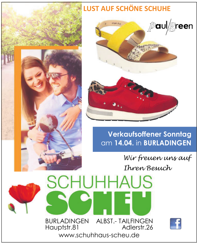 Schuhhaus Scheu