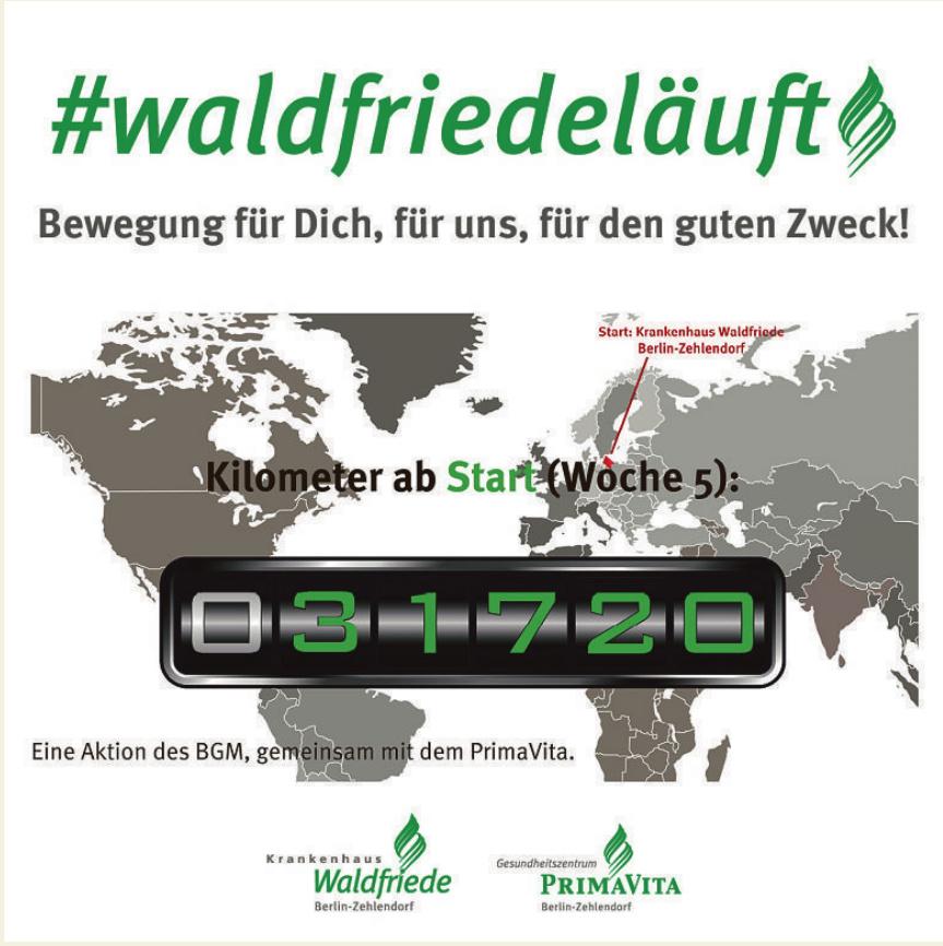 #waldfriedeläuft