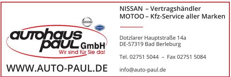 Autohaus Paul GmbH & Co. KG