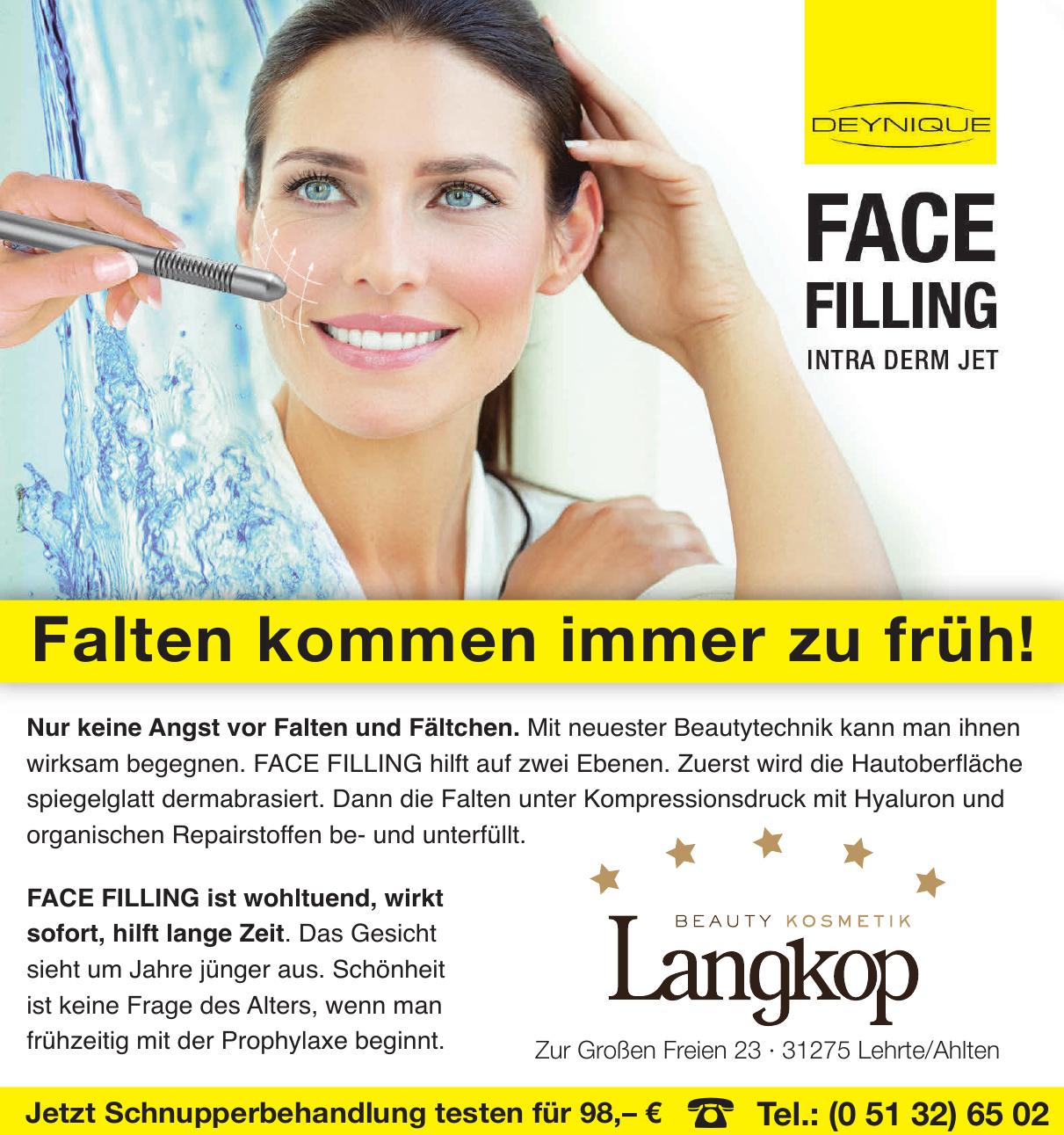 Beauty Kosmetik Langkop