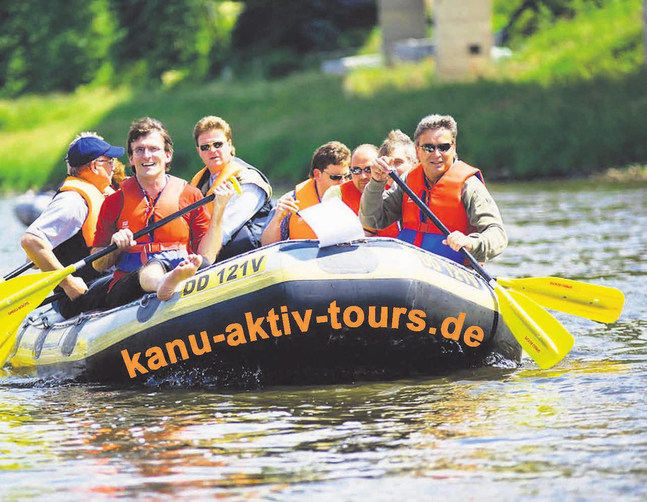 Foto: Kanu Aktiv Tours