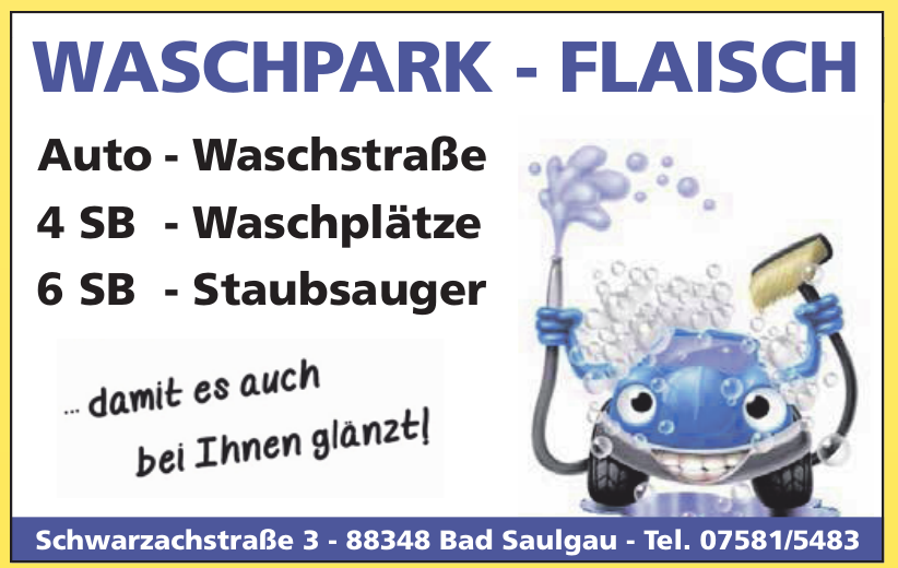 Waschpark Flaisch