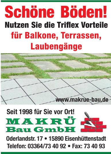 Makrü Bau GmbH