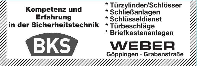 BKS Weber