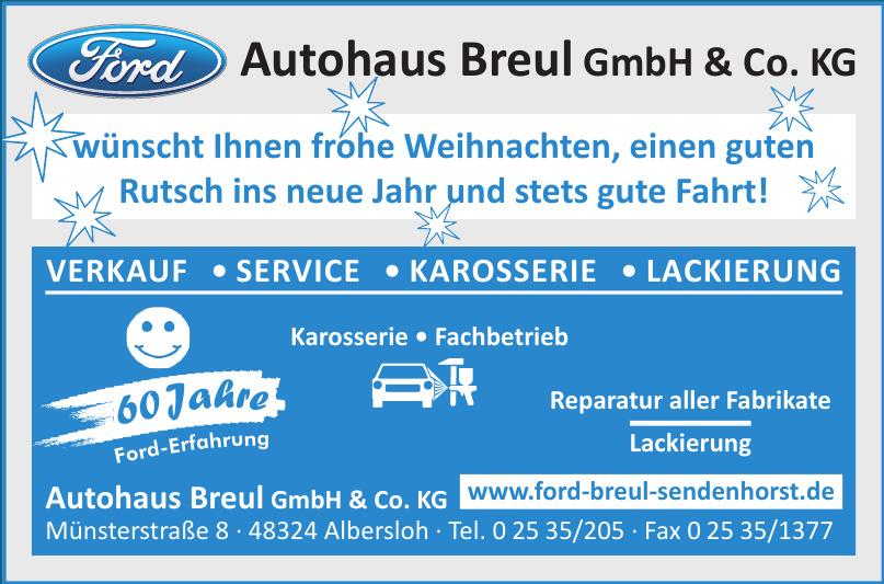 Autohaus Breul GmbH & Co. KG