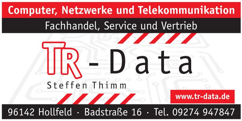 TR - Data