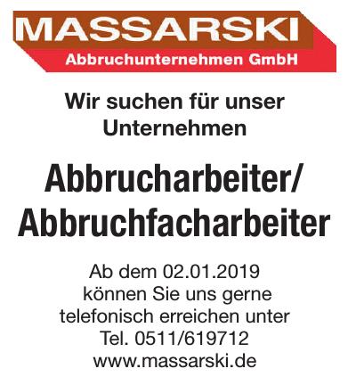 Massarski Abbruchunternehmen GmbH