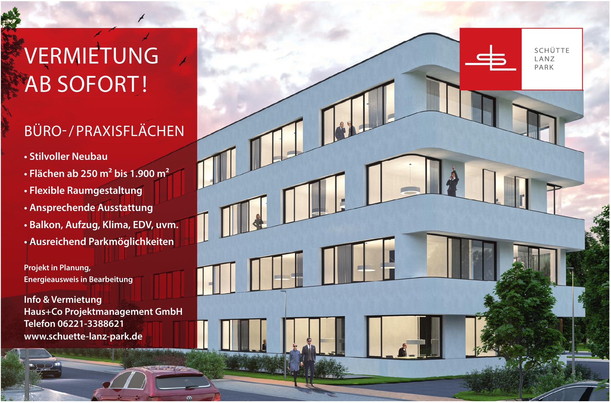 Haus+Co Projektmanagement GmbH