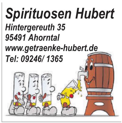 Spirituosen Hubert