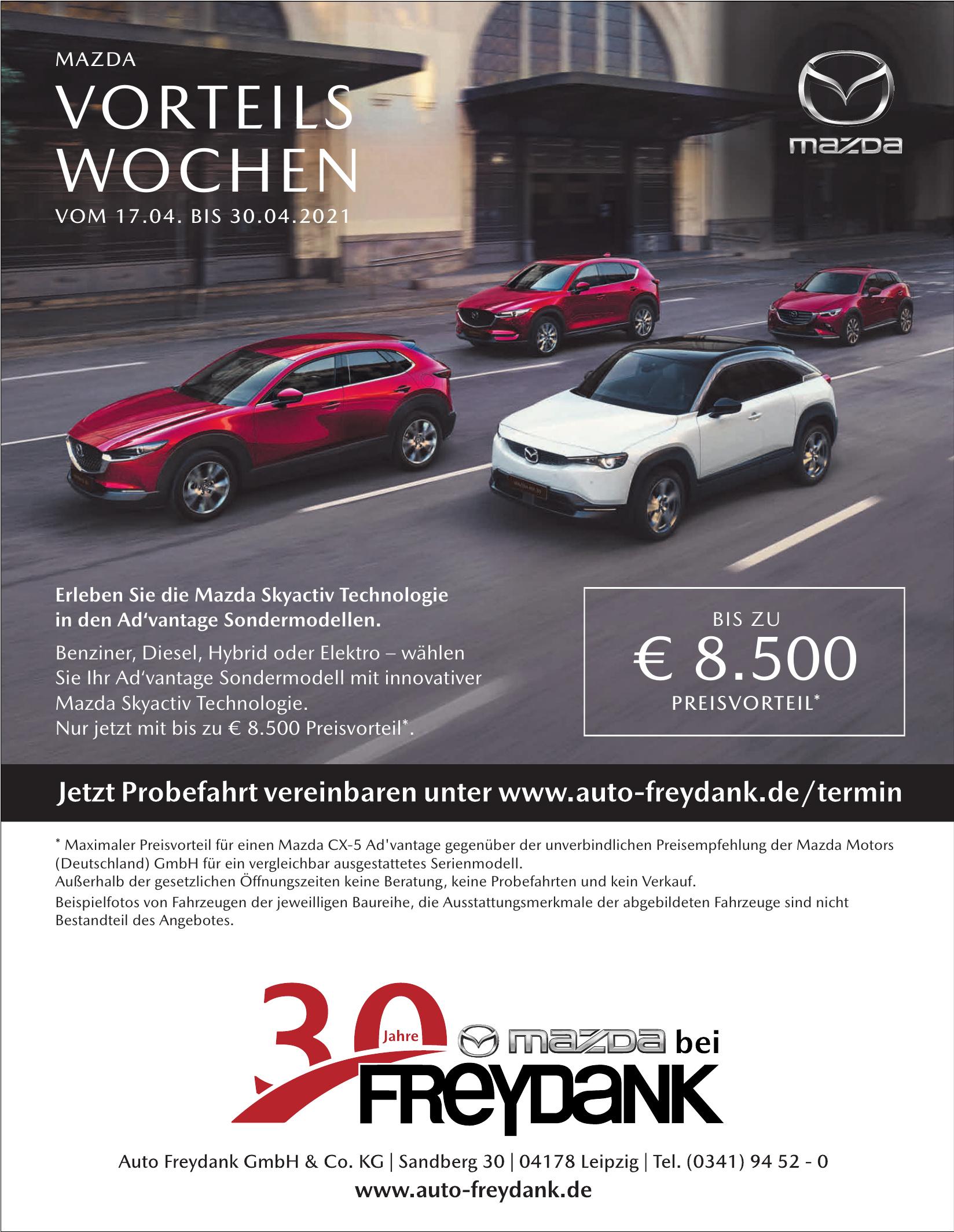 Auto Freydank GmbH & Co. KG
