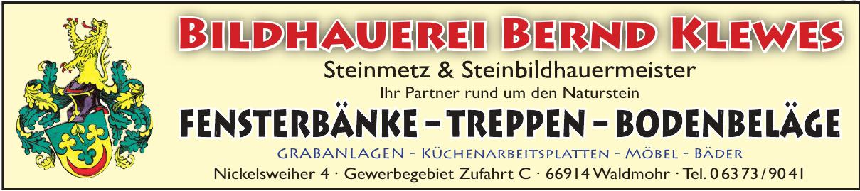 Bildhauerei Bernd Klewes Steinmetz & Steinbildhauermeister