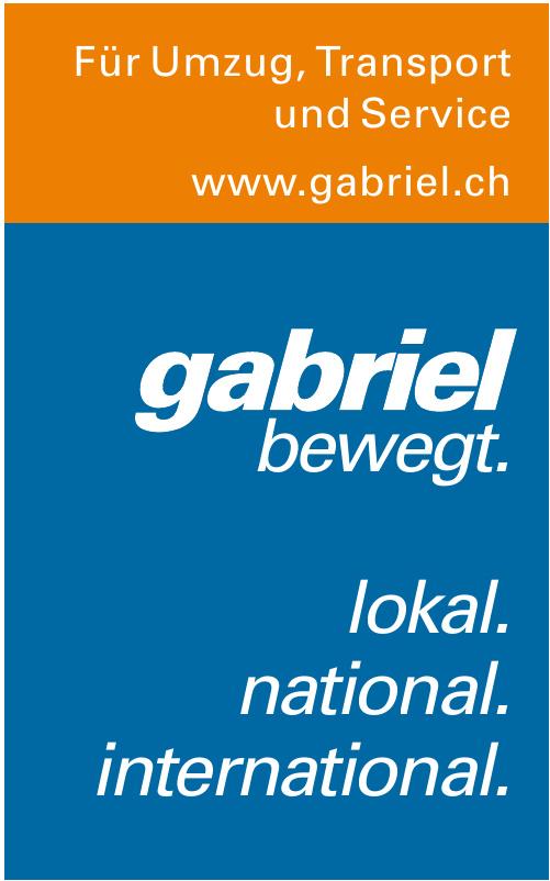 Gabriel bewegt