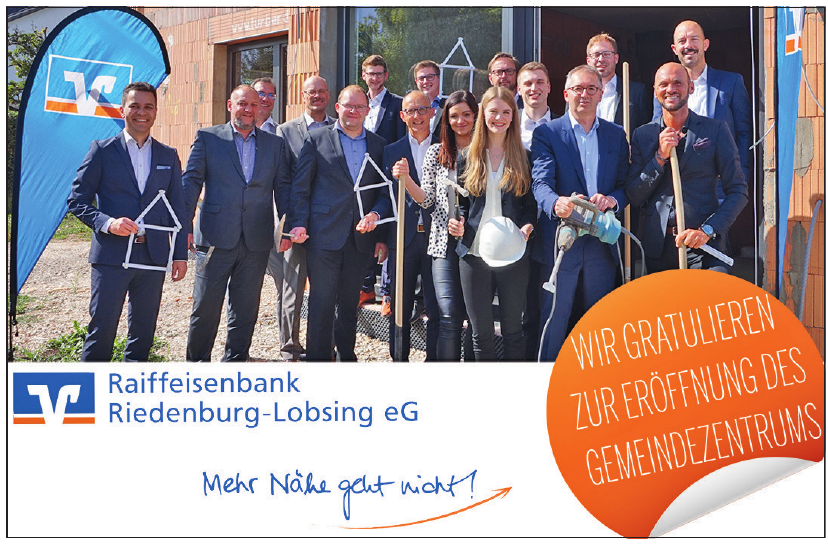 Raiffeisenbank Riedenburg-Lobsing eG