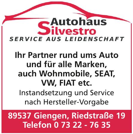 Autohaus Silvestro