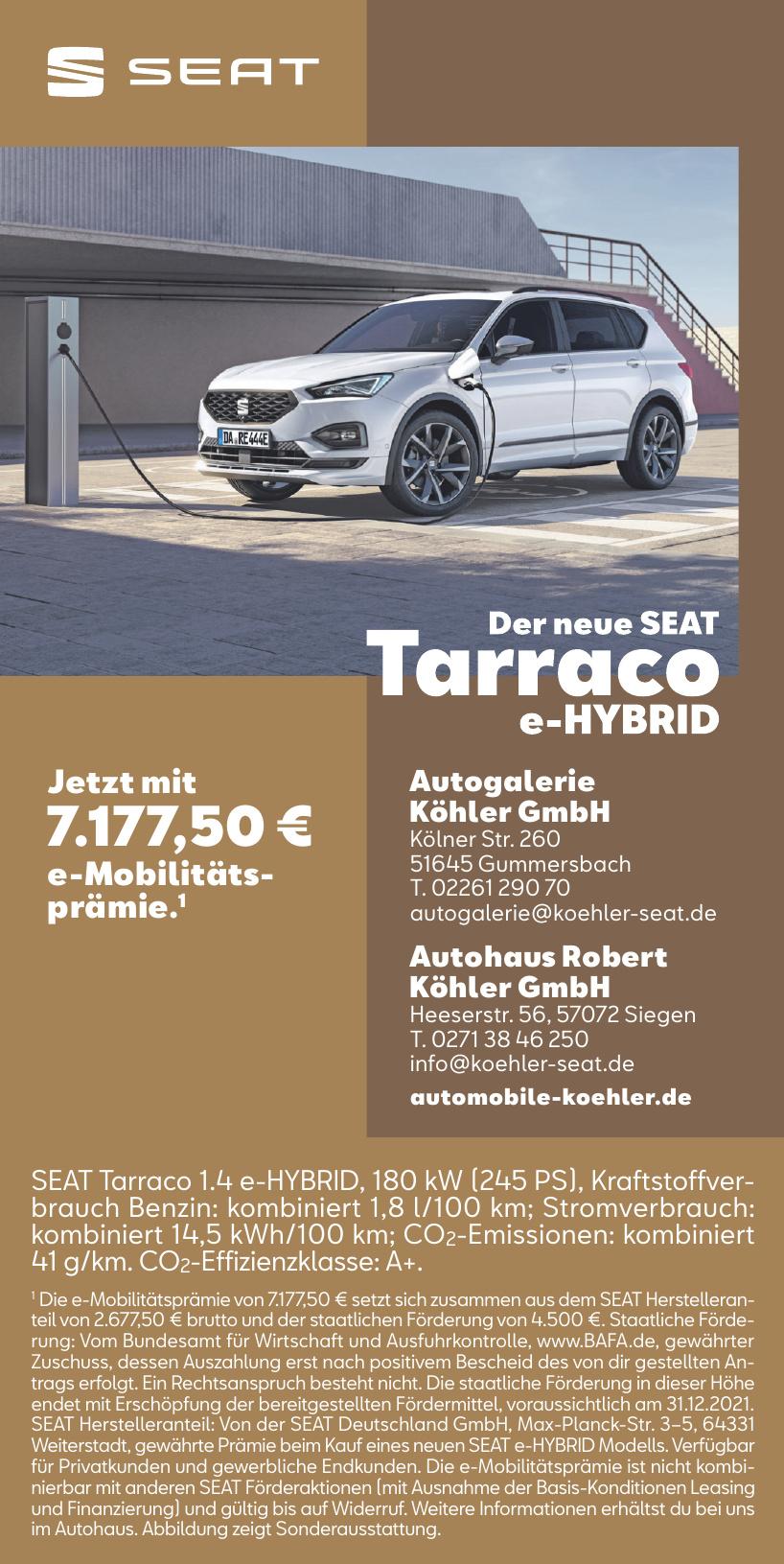 Autogalerie Köhler GmbH