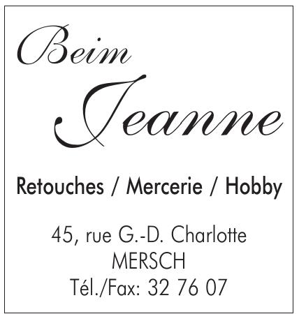 Beim Jeanne