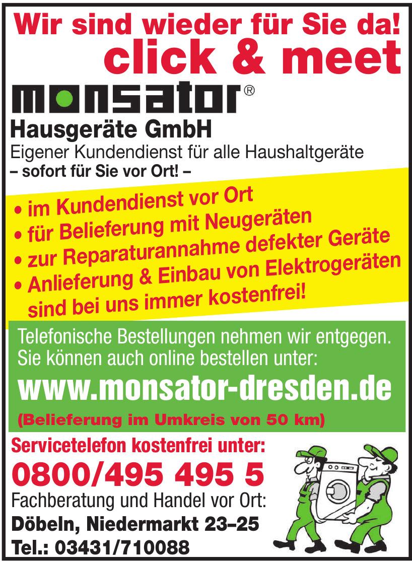 Monsator Hausgeräte GmbH
