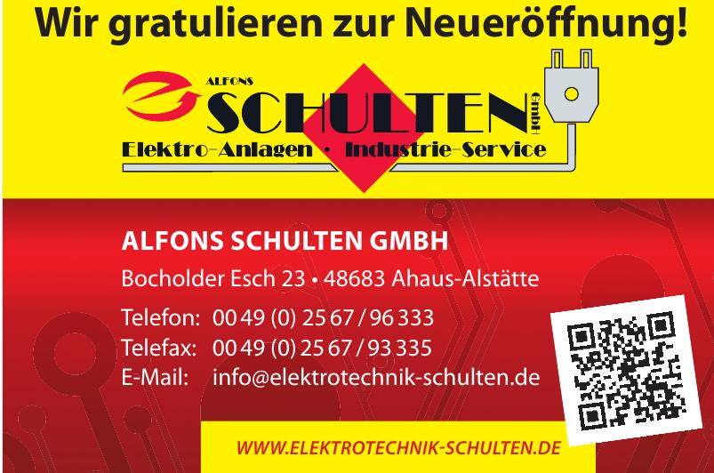 Alfons Schulten GmbH