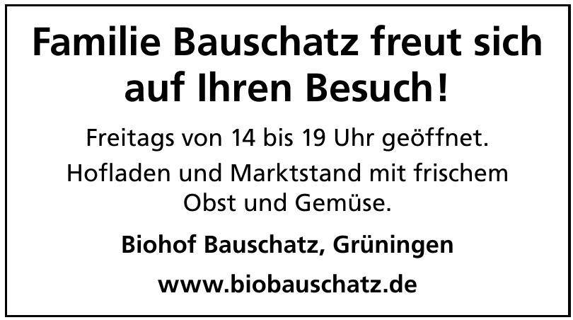 Biohof Bauschatz