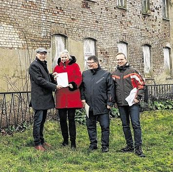 Pritzwalker Stadtverwaltung: KfL-Gelände wird zum Seefelder Spielplatz