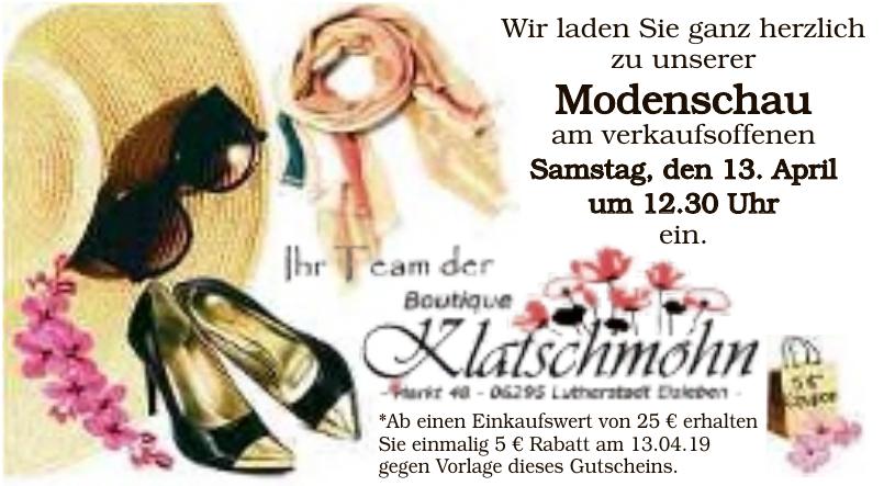Boutique Klatschmohn