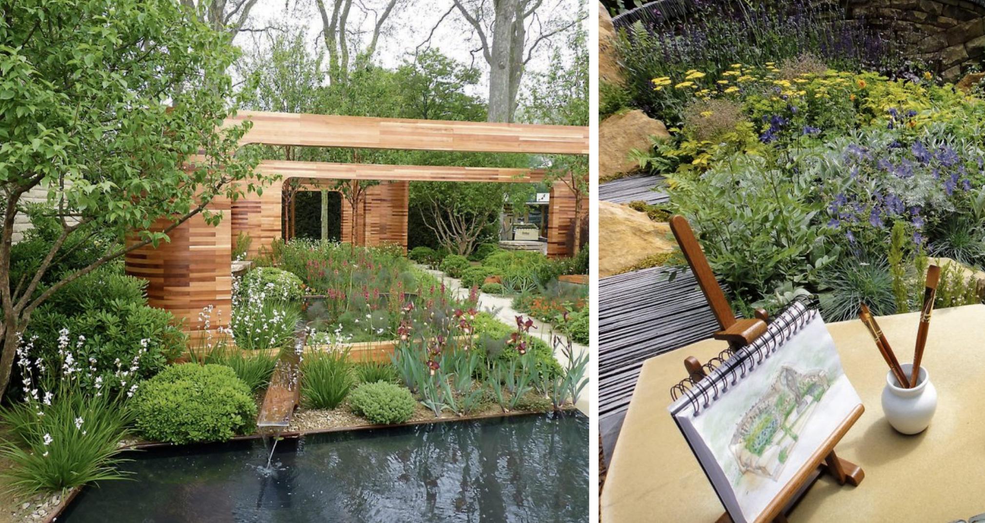 An keinem anderen Ort lässt sich Kreativität so individuell umsetzen wie im eigenen Garten. Bilder: www.gruenes-presseportal.de