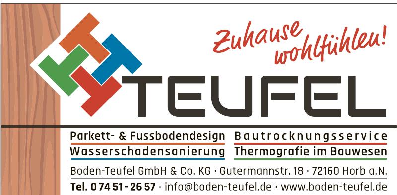 Boden-Teufel GmbH & Co. KG