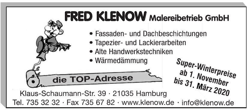 Fred Klenow Malereibetrieb GmbH
