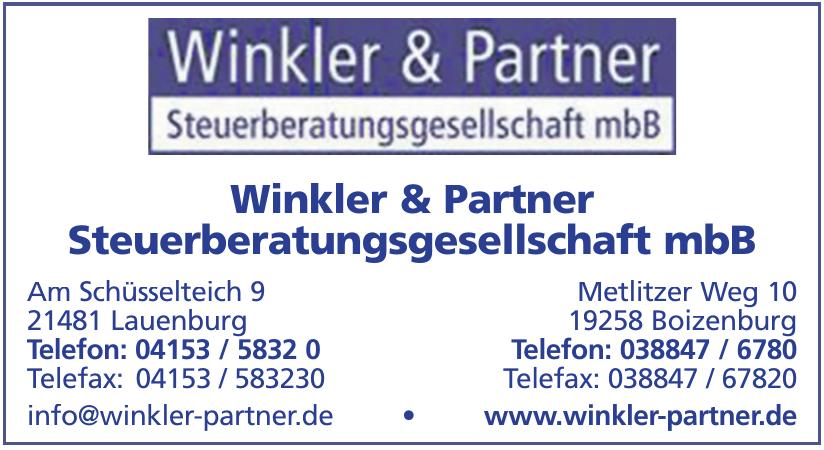 Winkler & Partner Steuerberatungsgesellschaft mbB
