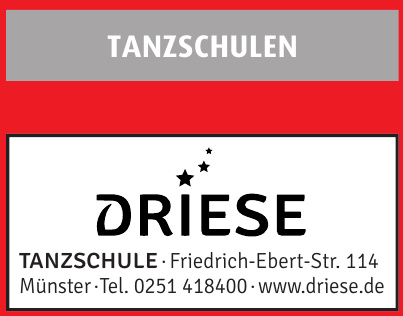 Driese Tanzschule