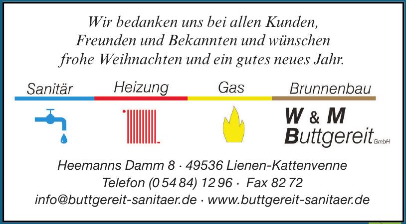 W & M Buttgereit GmbH