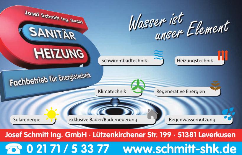 Josef Schmitt Ing. GmbH