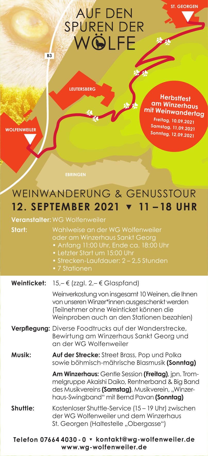 WG Wolfenweiler