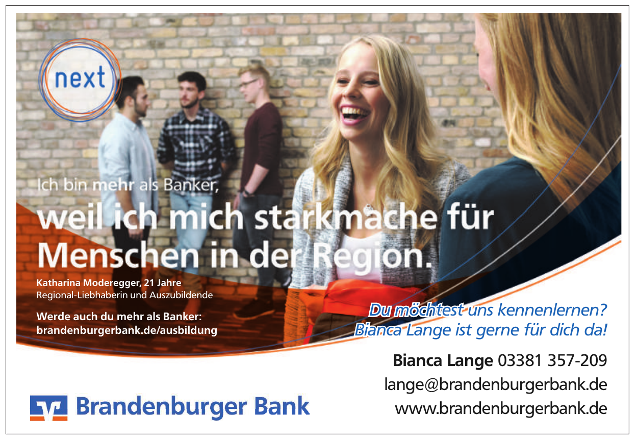Brandenburger Bank Volksbank-Raiffeisenbank eG